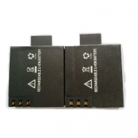 Wholesale 3.33Wh 3.7V 900mAh Custom Lithium Battery Packs from china suppliers