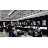 Quality high-end jewelry store display furniture for sale