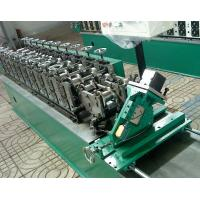 Wholesale Hydraulic Cutting Carbon Steel C Purlin Forming Machine Germany Siemens Plc from china suppliers