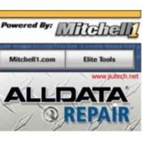 Wholesale 2014 ALLDATA (10.53) Mitchell OnDemand 2 IN 1, 1000G Content from china suppliers