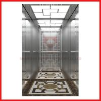 Wholesale Stainless Steel Door Design Lifts Small Home Elevator for 5 Persons from china suppliers