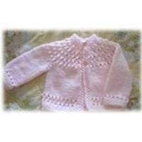 Wholesale Cotton OEM / lovely Infant knit baby cardigan pattern for 7 - 12 months baby from china suppliers