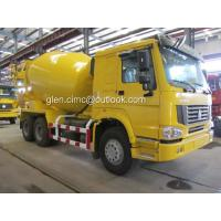 Wholesale HOWO Mixer Trucks-8m3 from china suppliers