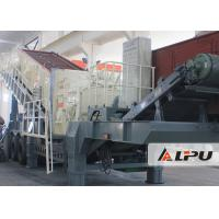 Wholesale Flexible Structure Mineral Ore Screening Mobile Crushing Plant from china suppliers