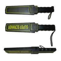 Wholesale ABS Hand Held Metal Detector / Portable Metal Wand Detector With Buzzer from china suppliers