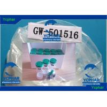 Buy cheap GW-501516 Cardarine Fat Loss SARMs Bodybuilding Prohormones 317318-70-0 from wholesalers