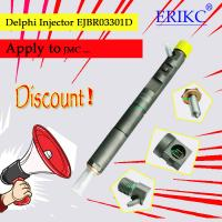 Wholesale JMC ERIKC EJB R03301D diesel fuel engine CR injector 3301D , complete body common rail injector assembling EJBR0 3301D from china suppliers