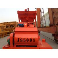 Wholesale Dry Hard / Plastic / Flow / Light Aggregate Concrete Mixer Machine for Construction  from china suppliers
