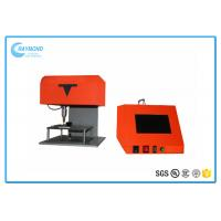Wholesale Automatic VIN code cnc pneumatic metal engraving and making machine with alloy pin from china suppliers