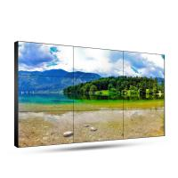 Buy cheap Indoor 55 Inch Seamless LCD Video Wall Panel LG Video Wall 3*3 500 nits Brightness from wholesalers