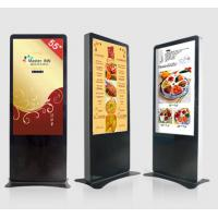 Wholesale Indoor Digital Signage Outdoor Displays , Free Standing Digital Signage Kiosk 55 Inch from china suppliers