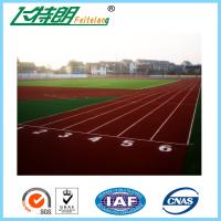 Wholesale SGS Permeable 13MM Running Track Flooring Sport Stadium Playground Floor from china suppliers