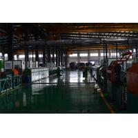 Quality Parallel Driver Steel Bar Making Machine , Automatic shearing PLC 315- 2DP for sale
