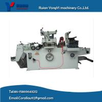 Wholesale Label Die Cutting Machine/Hot Foiling/Hot Stamp Machine from china suppliers