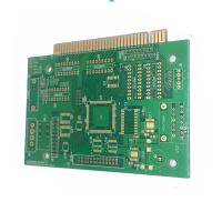 Wholesale Multilayer Printed Circuit Board HDI Pcb With Gold Finger , Rigid PCB from china suppliers
