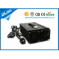 Wholesale electric city bus battery charger 2000w 12v lead acid / li-ion/ lifepo4 auto rickshaw charger from china suppliers
