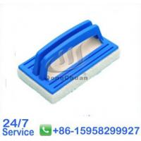 Wholesale Blue Scrubber Pad Swimming Pool Brush for Removing Dirt, Algae - T98 from china suppliers