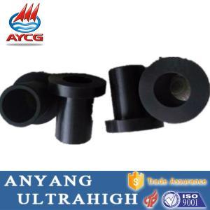 Quality new UHMWPE plastic flanged small slide bushings HDPE Bushing machined customozed parts for sale