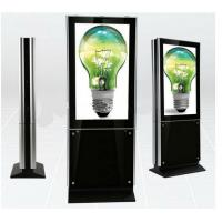 Wholesale 55 Inch Floor Standing LCD Advertising Player For Airport And Metro from china suppliers