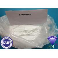 Wholesale Antineoplastic Letrozole Femara CGS-20267 Powder CAS 112809-51-5 from china suppliers