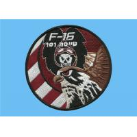 Wholesale Garment accessories sew on embroidered patches, bespoke iron on embroidered logo patches from china suppliers