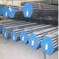 Wholesale Anti - Rust Oil Painted Seamless Steel Pipe , Cold Rolled Steel Tubes With NBK Heat Treatment from china suppliers