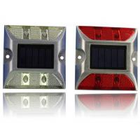 Buy cheap aluminum blinking or constant solar road stud from wholesalers