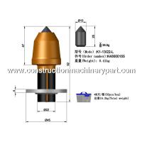 Wholesale Cold Planer Tooth Road Milling Bits Carbide Teeth Wirtgen W1 from china suppliers