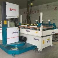 China CSB1220 cnc bandsaw cutting machine vertical band saw for wood bed chair on sale