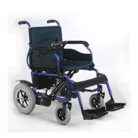 Wholesale 250W 32Ah Battery Foldable Electric Wheelchair from china suppliers