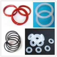 Wholesale Oil Resistant Silicone Rubber O Ring Seal ISO9001 / TS16949 , Rubber O Rings from china suppliers