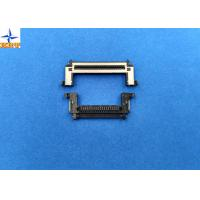 Wholesale One Row 0.5mm Pitch Lvds Display Connector Type With Stainessless Shell from china suppliers