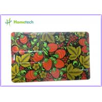 Wholesale Fashion Credit Card USB Storage Device Pendrive 1 GB to 32 GB with Logo Print from china suppliers