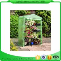 Wholesale 4 Tier Portable Mental Greenhouse Small Garden Trellis 69 X 49 X 158cm 4.8KG Rolls/ctn 6 from china suppliers