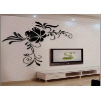 Wholesale Fashion Disposable Acrylic Removable Wall Decal Sticker Modern Style from china suppliers