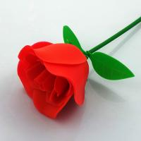 Wholesale Customized FDA Aromatic Rubber Artificial Flowers Rose For Valentines Day from china suppliers