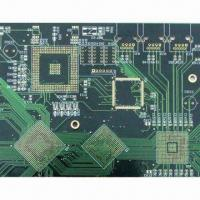 Wholesale Double-sided PCB with black sold mask and white silkscreen from china suppliers