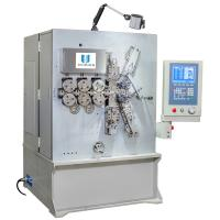 Wholesale 3.00 - 8.00mm CNC Spring Coiling Machine With Servo Motion System from china suppliers