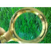 Wholesale 50mm Bicolor Football Artificial Grass Diamond Shape For Futsal Field from china suppliers