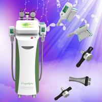Wholesale Newest Cryolipolysis Fat Dissolved Machine With Cold Wave Cooltherapy Beauty Equipment from china suppliers