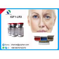China Injection Pepides IGF-1 LR3 For Anti-aging and Fat Loss IGF LR3 HGH Growth Hormone CAS 946870-92-4  Anti-wrinkle on sale