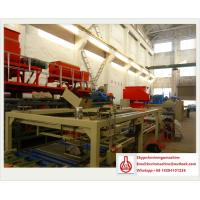 Wholesale PVC Gypsum Ceiling Board Automatic Laminator Machines , Anti Friction Sheet Laminator Machines  from china suppliers