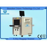 Wholesale Economic Small Airport Bag Scanner / Single Energy Xray Baggage Scanner from china suppliers