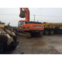 Buy cheap Used doosan excavator DH 300-7 for sale from wholesalers