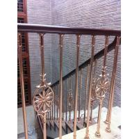 Wholesale bronze  handrail sculpture from china suppliers