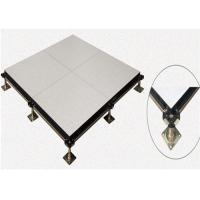 Wholesale Recyclable Raised Floor Panels Full Steel With Adjustable Height  Pedestal from china suppliers