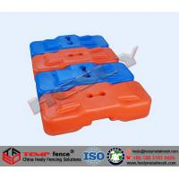 Blow moulded Temporary Fence Feet