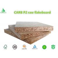 Wholesale China supplier 9-30mm CARB P2 plain particle board for US market from china suppliers