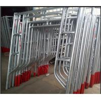 Wholesale Custom Safety Modular Frame Scaffolding System Multifunction Floor Type from china suppliers