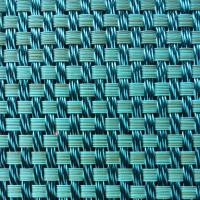 Wholesale Textilene® Outdoor Solar PVC Coated Poly UV Fabric 8X8 woven mesh fabric from china suppliers